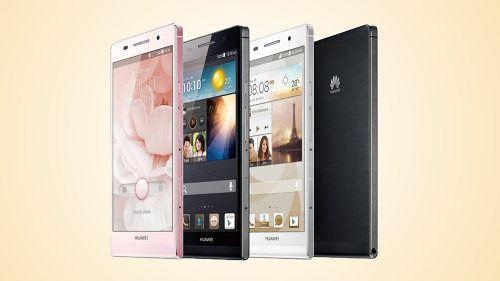 Huawei Ascend P6: el smartphone más delgado del mundo