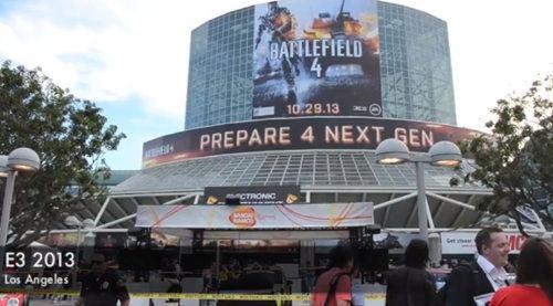 Lo mejor del E3 2013 en 3 minutos