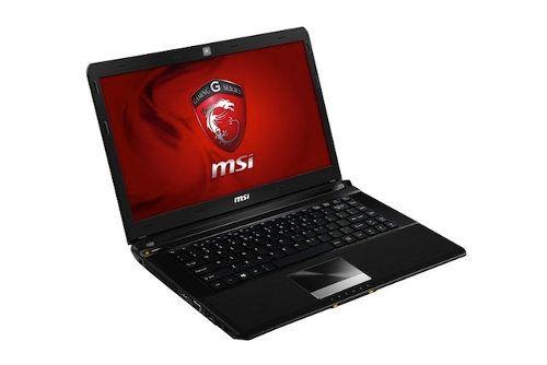 MSI GE40, una nueva y poderosa laptop para gamers