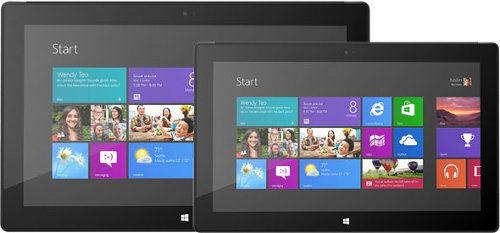 Microsoft podría lanzar un Surface de menor tamaño y menor costo