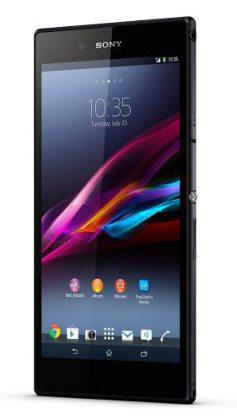Mira al nuevo y poderoso Sony XPERIA Z Ultra