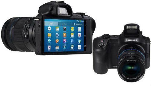 Nueva cámara Samsung Galaxy NX