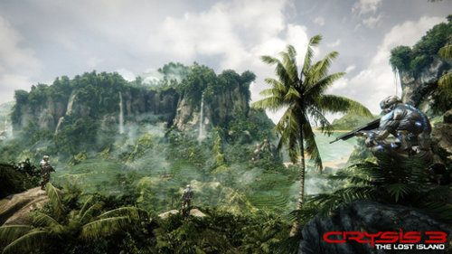 Nuevo avance de Crysis 3 The Lost Island