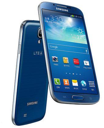 Samsung anuncia el Galaxy S4 LTE-A