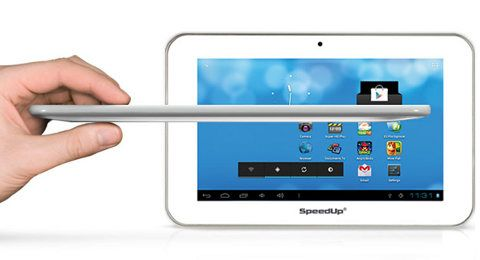 SpeedUp Pad un nuevo tablet ultradelgado y poderoso