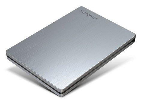 Toshiba introduce su nuevo disco duro portátil: el Canvio Slim II