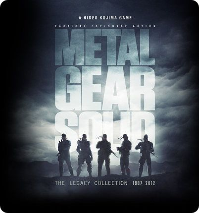 Trailer oficial de Metal Gear Solid The Legacy Collection