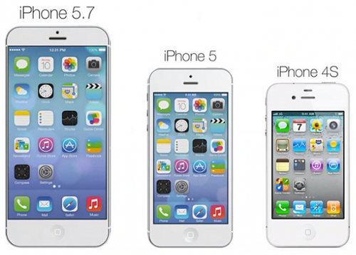 Un video conceptual muestra como sería un iPhone de 5,7 pulgadas