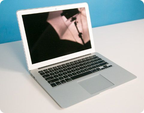 Un vistazo a la MacBook Air 2013