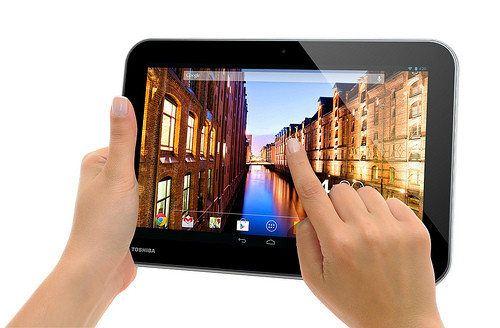 Un vistazo a las nuevas computadoras y tablets de Toshiba