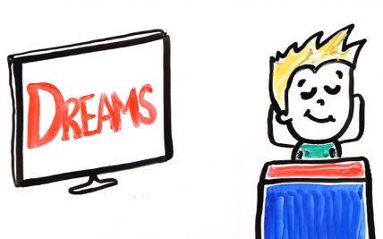 Y si pudiéramos grabar nuestros sueños y verlos luego