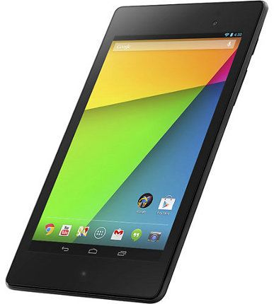 Comparación entre el nuevo modelo del Nexus 7 y el original