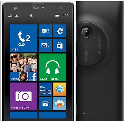 El Nokia Lumia 1020 es presentado oficialmente