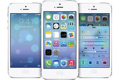 El iPhone 5S podrá filmar a 120fps