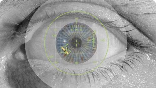 El iris es la nueva tarjeta de identificación en la Universidad de Carolina del Sur