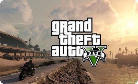 Espectacular gameplay de GTA V