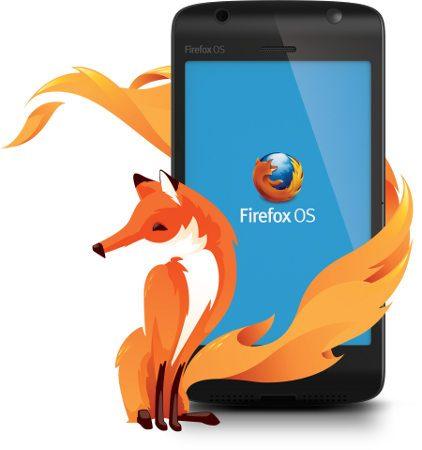 Los primeros smartphones con Firefox OS salen a la venta esta semana