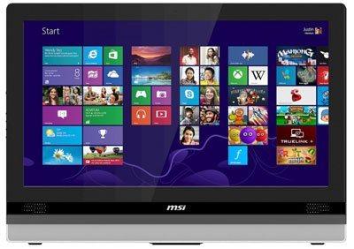 MSI Adora24, una genial todo en uno con pantalla touch