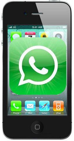 Novedades para WhatsApp en iOS