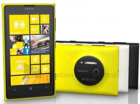 Se filtra mucha información del Nokia Lumia 1020 antes de su presentación