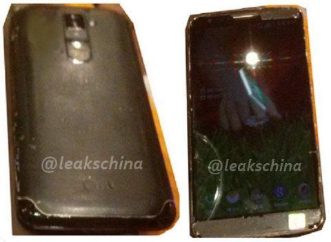 Se filtran más imágenes del LG G2