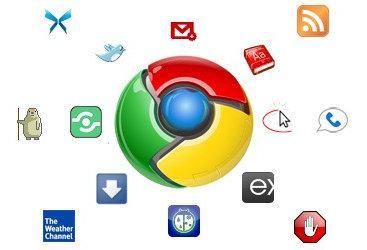 10 extensiones más usadas Google Chrome