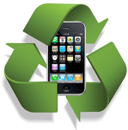 Apple lanza un programa de reciclaje de iPhones