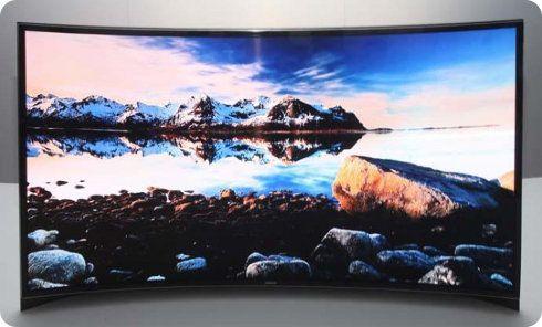 Baja el precio de las TVs curvas de Samsung
