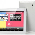 Ceros Revolution, un llamativo tablet quad-core con Android 4.2