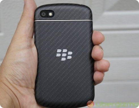 El gobierno de Canadá pone sus ojos sobre BlackBerry