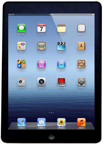 El iPad 5 usará una tecnología de pantalla similar a la del iPad Mini