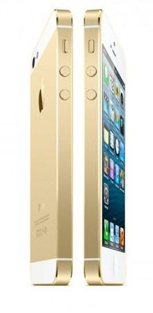 El iPhone 5S dorado es confirmado por Reuters