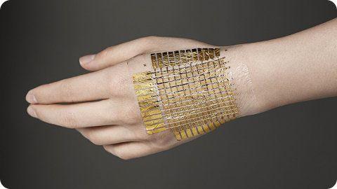 En el futuro podríamos usar una piel biónica