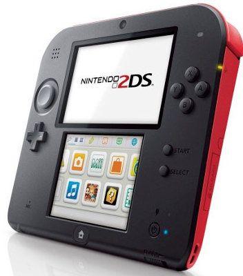 Esta es la nueva Nintendo 2DS