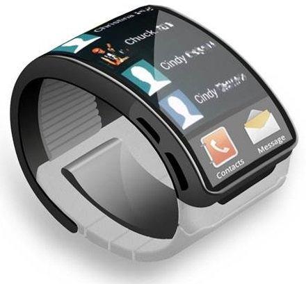 Galaxy Gear el nuevo smartwatch que Samsung lanzará el próximo mes