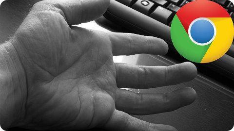 Google está probando controles touch para incorporar en Chrome
