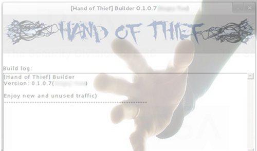 Hand of Thief un peligroso troyano para Linux