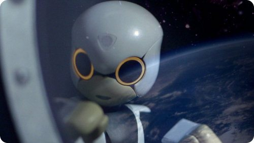 Japón envía al espacio a su primer robot astronauta
