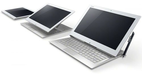 La nueva y misteriosa laptop de Sony