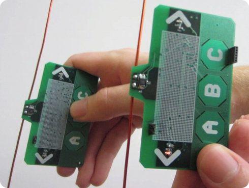 Nueva tecnología inalámbrica no requiere el uso de baterías