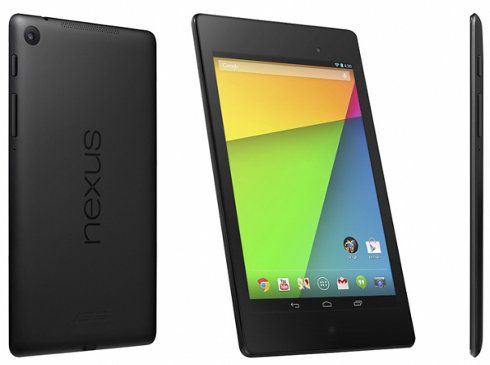 Problemas con la interfaz touch del Nexus 7