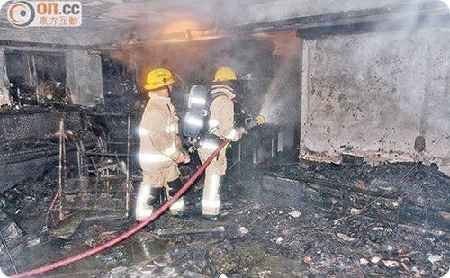 Samsung Galaxy S4 el responsable del incendio de una casa en Hong Kong