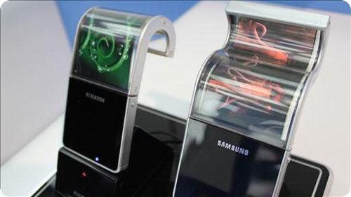 Samsung lanza un concurso sobre ideas para pantallas flexibles