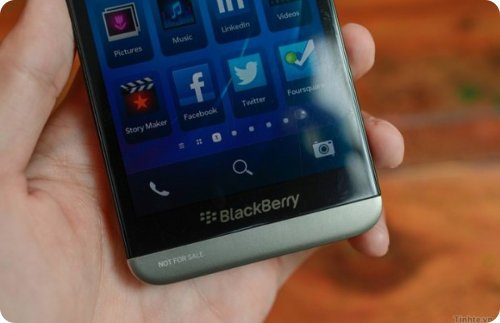 Se filtra en video el nuevo BlackBerry Aristo Z30
