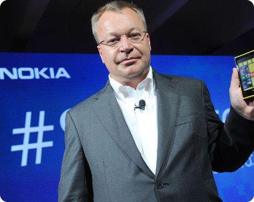 Stephen Elop podría ser el nuevo CEO de Microsoft