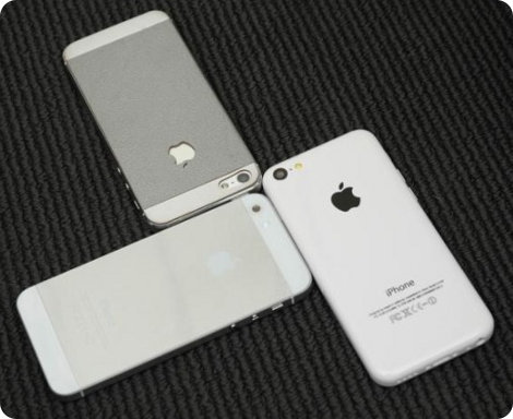 iPhone 5S iPhone 5C prácticamente confirmados