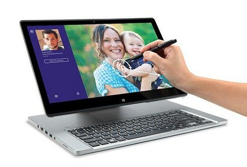 Acer presentará una nueva versión de la Aspire R7 y de la Aspire E1