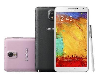 Aquí esta el Galaxy Note III