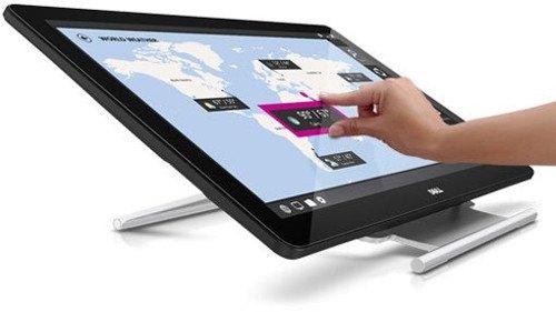 Dell P2714T, nuevo monitor LCD touch de 27 pulgadas