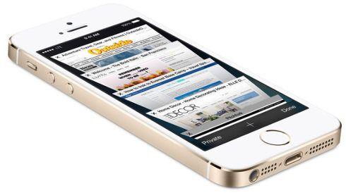El iPhone 5S está siendo muy exitoso en China